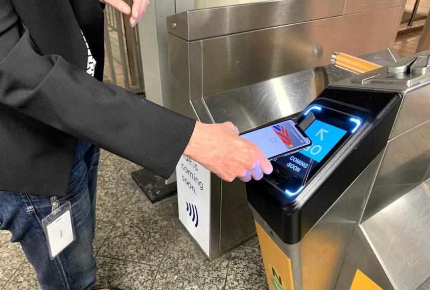 Использование экспресс-карты в Apple Pay и её полезные особенности при оплате проезда в транспорте