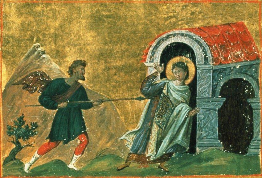 В чем помогает икона Дмитрия Солунского: значение образа для православных верующих