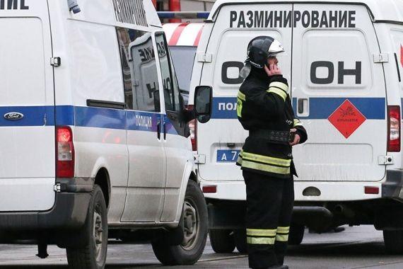 В Петербурге продолжается «минирование» общественных объектов: к судам добавились супермаркеты и больницы