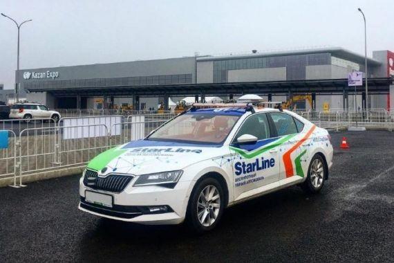 В ближайшее время в Петербурге начнется тестирование беспилотных автомобилей