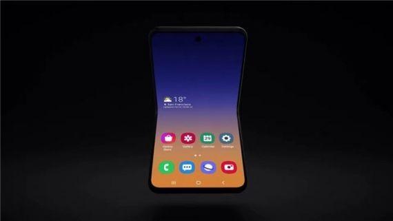 Samsung с гибким экраном будет в 2,5 раза дешевле Galaxy Fold