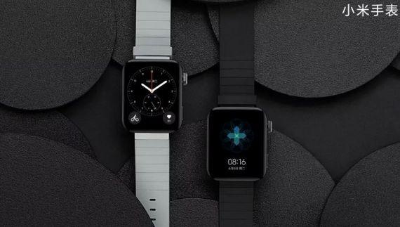 В Китае стартовали продажи смарт-часов Xiaomi Mi Watch с технологией eSIM