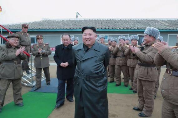 Пхеньян объявил о проведении «крайне важного» испытания ракетной техники