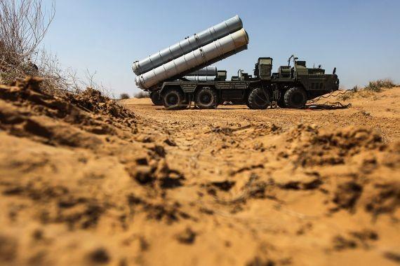 С-300 и Bavar-373 разрешили атаковать израильские истребители в Сирии