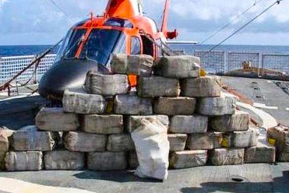 Задержана очередная подлодка наркомафии