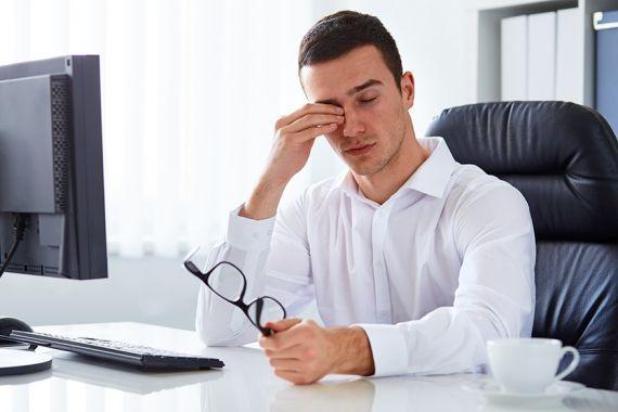 Ученые перечислили опасности переутомления на работе