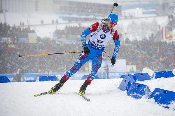 Биатлонист Логинов завоевал бронзовую награду