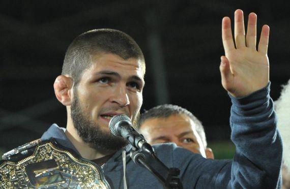 Бой Нурмагомедова и Фергюсона официально утвержден UFC