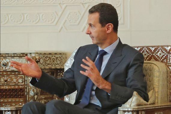 Асад обвинил США в продаже сирийской нефти Турции