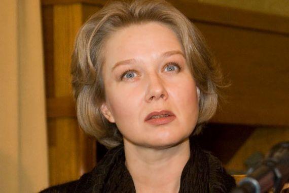 Вдова Владислава Галкина прервала затворничество и пришла на премьеру спектакля