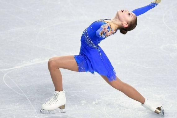 Косторная выиграла короткую программу на чемпионате РФ по фигурному катанию