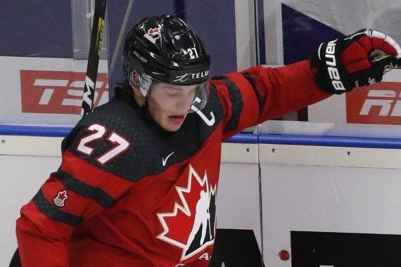 Капитан канадской сборной принес извинения за свое поведение при исполнении гимна России