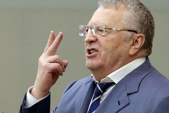 Жириновский предложил «разгрузить» президента путем введения дополнительной должности