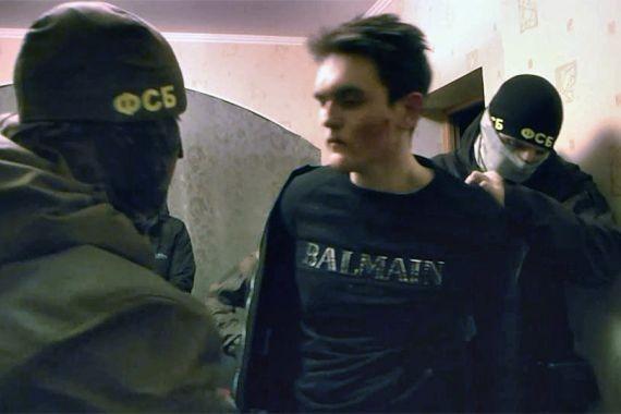 Задержанные в Петербурге россияне признались в подготовке теракта на Новый год