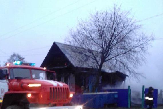 Житель Башкирии сжег вместе с домом убитых им женщин