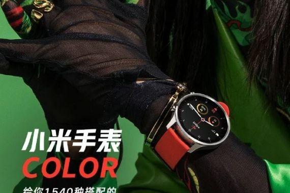 Xiaomi презентовала новые умные часы Watch Color