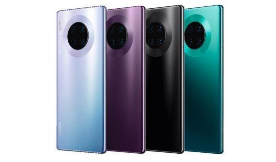 Huawei Mate 30 установил рекорд продаж без сервисов Google