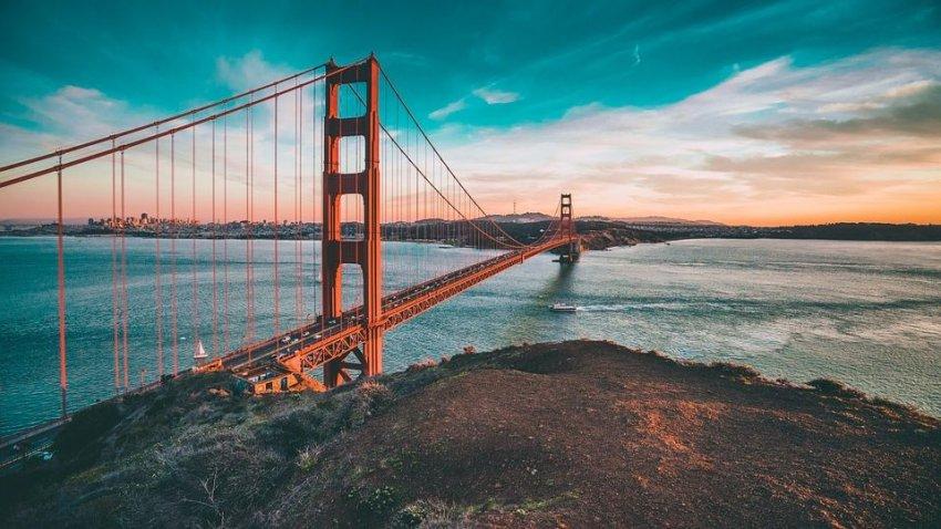 У берегов Калифорнии обнаружена зона тектонических разломов