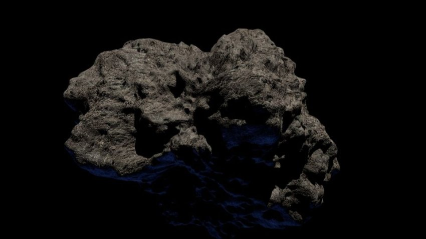 Ученые доказали, что на метеоритах может быть жизнь