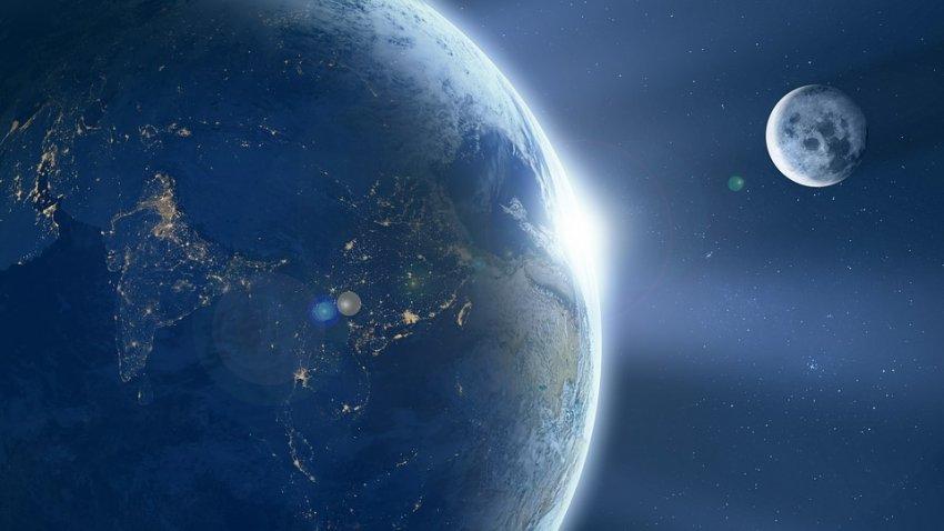 Северный магнитный полюс с небывалой скоростью движется к России