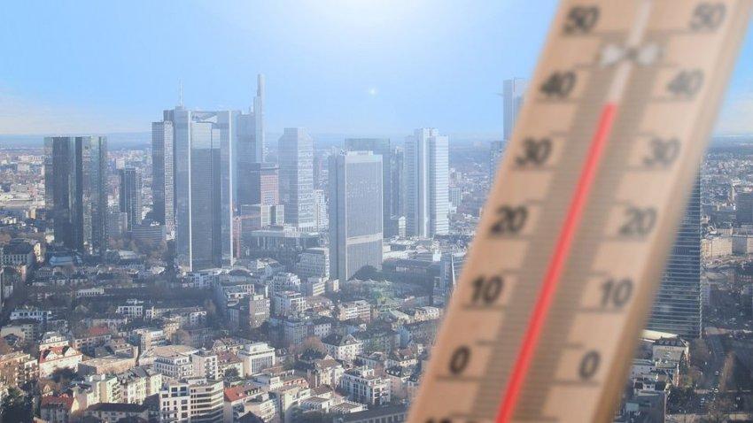 Названа причина аномально жарких дней в Америке и Евразии