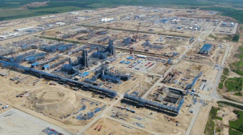 Тихое производство: В России строятся 7 гигантских заводов