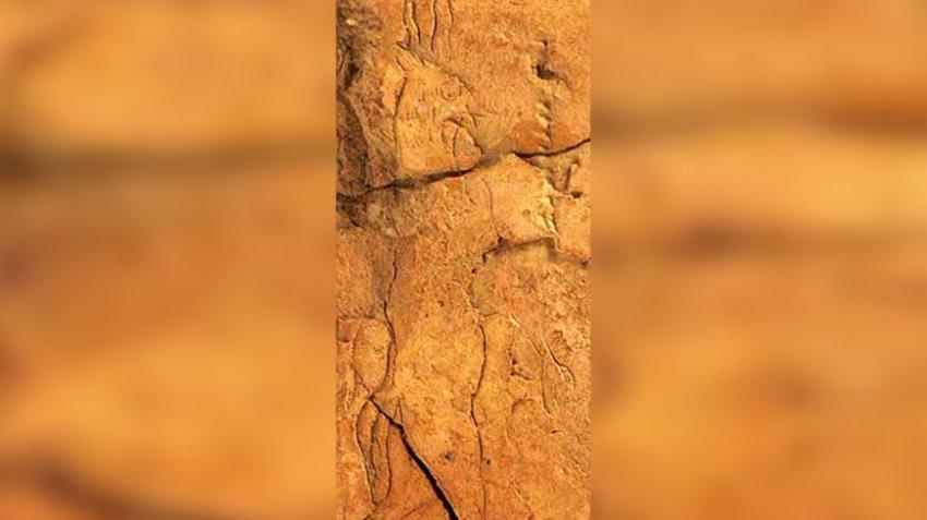 На табличке возрастом 2700 лет обнаружили изображение демона