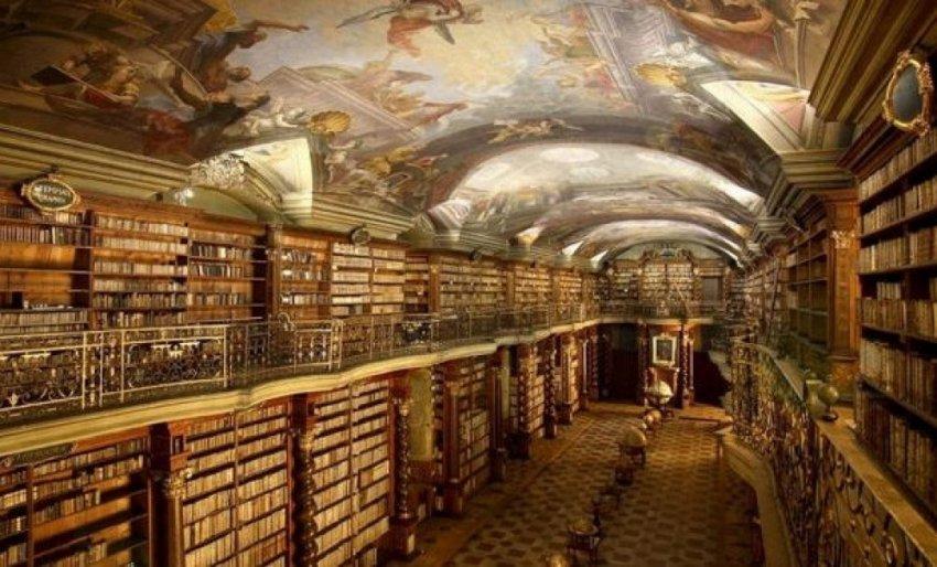 Пропавшая Либерея - библиотека Ивана Грозного