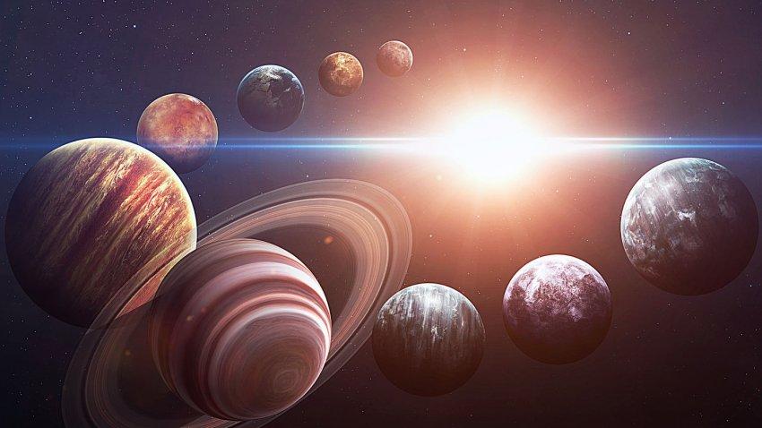 Ученый сконструировал двигатель для перемещения Солнечной системы