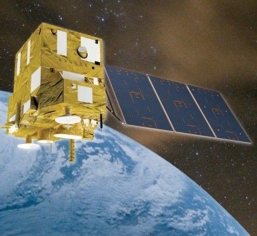 Новый китайско-бразильский спутник отправил на Землю первые снимки