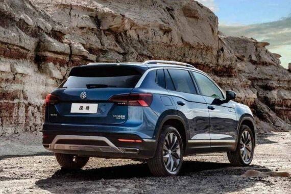 Volkswagen Tayron бьет новые рекорды продаж