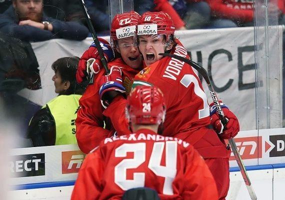 Фазель: МЧМ по хоккею 2023 будет проходить в Новосибирске и Омске
