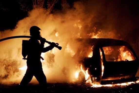 На Алтае мужчина из мести сжег внедорожник соседа