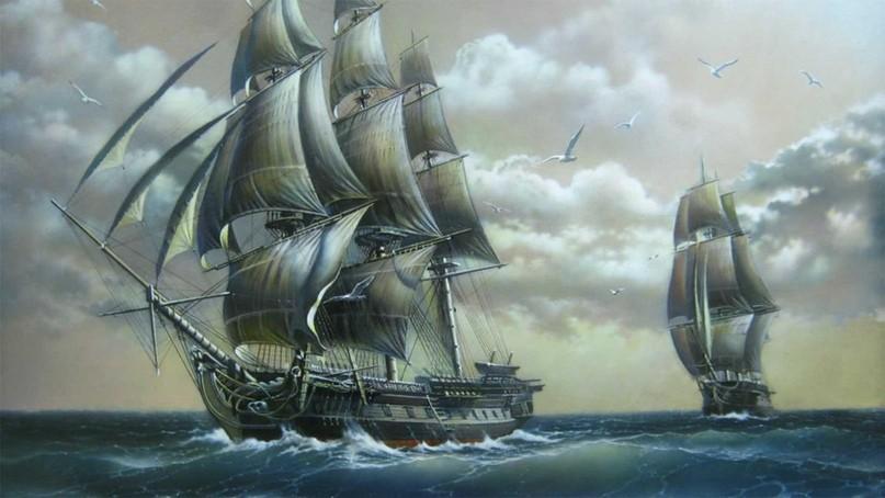 Великий адмирал Лазарев - первооткрыватель Антарктиды и кругосветный плаватель