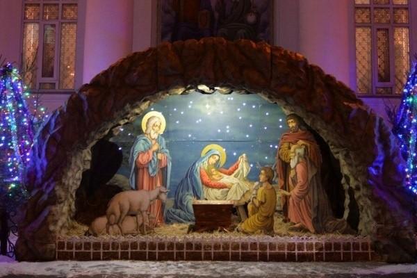 7 января отмечается Рождество Христово
