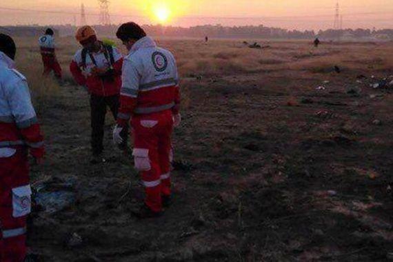 В Иране разбился пассажирский украинский Boeing: 176 человек погибли