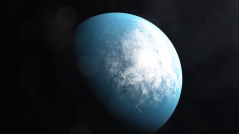 В 100 световых годах от Земли обнаружена пригодная для жизни планета