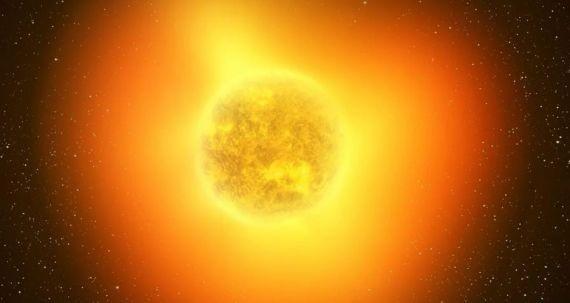 Яркая звезда Бетельгейзе хранит темную тайну своего прошлого
