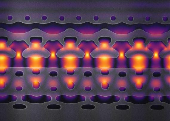 Ученым удалось создать прототип ускорителя частиц на чипе