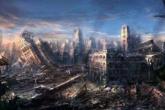 Появились свидетельства того, что ученые готовятся к Апокалипсису