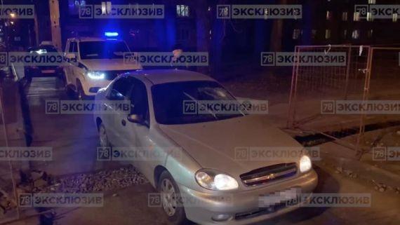 В Санкт-Петербурге с погоней задержан 50-летний наркодилер