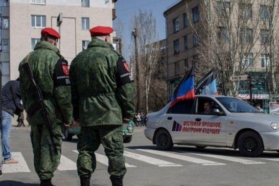 В ДНР стали задерживать жителей, не имеющих внутренних паспортов
