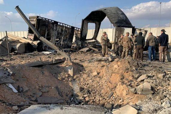 Командование США подтвердило сообщение о госпитализации 11 военнослужащих после иранского обстрела