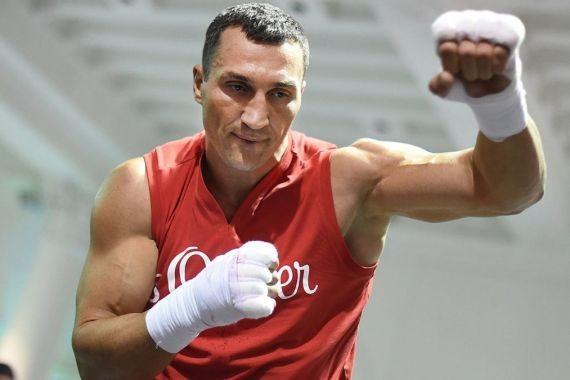 Украинский боксер Владимир Кличко допустил возможность выступления в UFC