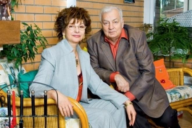 Вдова Михаила Державина объяснила, почему дочери актера не досталось наследство отца