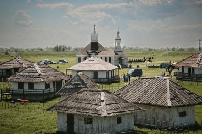 Геометрия звёздной крепости в Ростовской области получила обьяснение