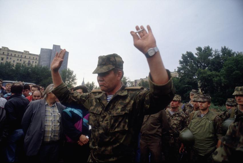 «Святые и лихие девяностые». Часть 1. 1991