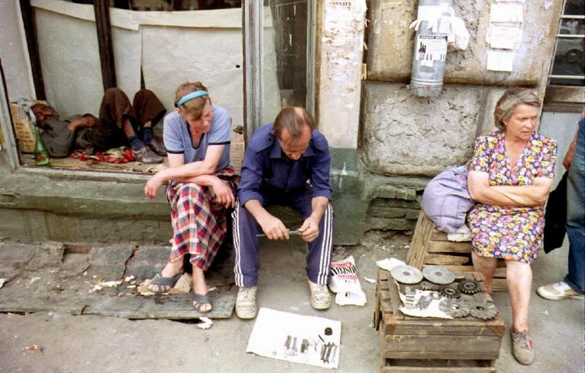 «Святые и лихие девяностые». Часть 2. 1992