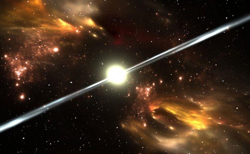 Когда Землю настигнет гамма-всплеск и почему всё живое погибнет