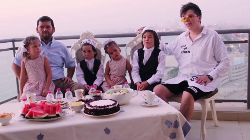Татарские встречи на берегу Персидского Залива: Мой гость – Элвин Грей